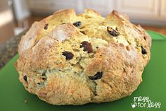 Pinterest Facebook Twitter Google+ Yummly Email Print StumbleUpon One of my favorite things to make for St. Patrick's Day is Irish Soda Bread. If you've never had it before, it's not a bread in the way you might typically think of bread. The texture and consistency is similar to that of a scone. I did...Read More »