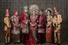 Pernikahan Adat Minang di Hotel Mulia Jakarta