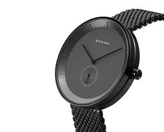 Mesh Grey Signature Series - Domeni Company - Watches - Domeni Company