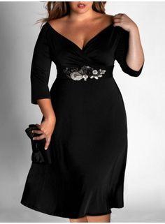 Nice Evening Dresses plus size Plus size formal dresses with sleeves. Plus Size Cocktail Dresses, Plus Size Dresses, Day Dresses, Plus Size Outfits, Evening Dresses, Dresses With Sleeves, Formal Dresses, Wedding Dresses, Gown Wedding