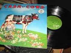 Various - Cash Cows CANADA 1981 Lp near mint