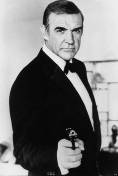 Sean Connery played James Bond in six films: Dr No (1962), From Russia With Love (1963), Goldfinger (1964), Thunderball (1965), You Only Live Twice (1967) and Diamonds Are Forever (1971).