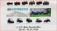 Fursten Forest: CF Moto Treffen 2016 Aus CF-Moto-Fans entstand eine Facebook-Gruppe namens 'CF Moto Terralander & Force'; vom 30. bis 31. Juni haben sie das CF Moto Treffen 2016 organisiert http://www.atv-quad-magazin.com/aktuell/fursten-forest-cf-moto-treffen-2016/ #event #quadtreffen #cfmoto #quadclub #wupperquad #atvquadmagazin