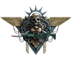 Аквила на аквиле и аквилой погоняет. Warhammer 40k, warhammer, Astra Militarum