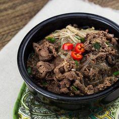 Bulgogi Stew - The Adventures of MJ and Hungryman
