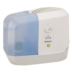 Holmes - 1 Gal. Humidifier - Blue, White, HM1300NU