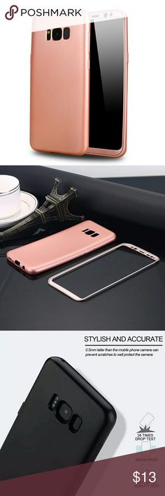 10 best kate spade galaxy s8 cases images s8 plus, galaxy s8samsung galaxy s8 s8 plus full body case 360 full body rose gold silicone case