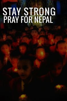 HELP NEPAL FROM THE EARTHQUAKE SHADOW WALK TO THE COLOR LIFE.
