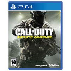 Call of Duty: Infinite Warfare (PS4) - English