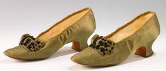 Worth - Chaussures de Soirée - 1893