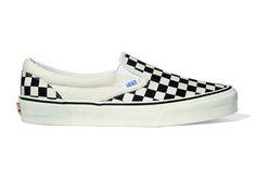 "Vans Vault Slip-On – ""OG Pack"" – Spring/Summer 2012   SneakersBR"