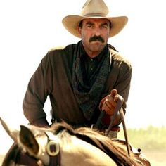 """Tom Selleck """"Quigley Down """""""