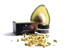 Natural organic eye creme by Cactus Skincare.