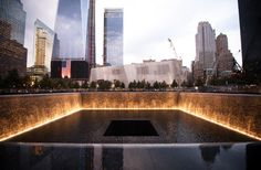 9/11 Memorial. I got the chance to see it partially completed and now I need to go back and see it finished.