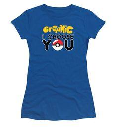 Women's T-Shirt (Junior Cut) - Organic I Choose You