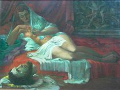Salomé met het hoofd van Johannes de Doper