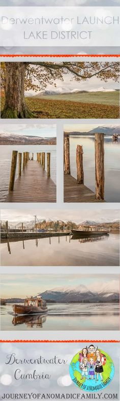 Derwentwater in The Lake District is a beautiful place summer or winter. Walk around the lake or board The Launch boat. Excellent for kids. Cumbria, Lake District, Winter Sun, Winter Walk, Main Attraction, Small Island, Product Launch, Journey, Family Travel