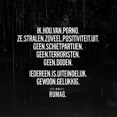528 vind-ik-leuks, 18 reacties - RUMAG | Nederland (@rumagnl) op Instagram: '#rumag'