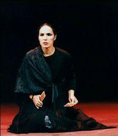 20 Février 1998   Opera Bastille CARMEN.  Béatrice Uria-Monzon, Neil Shicoff, Norah Amsellem, Jean-Luc Chaignaud Dir J. Conlon  M e sc  A. Arias