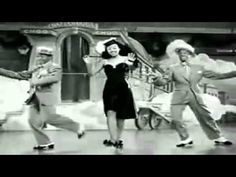 Dorothy Dandridge and Nicholas Brothers dancing to Chattanooga Choo Choo  I grew up watching all these movies. Love the Swing!!