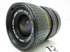 L1667GC CANON ZOOM FD 35-70mm F3.5-4.5 ジャンク_画像1