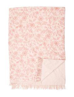 Loro Piana Cashmere Throw Blanket