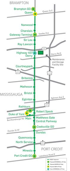 Toronto train and bus map Maps Pinterest Bus map Toronto and City