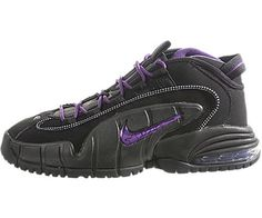 stunning Nike Air Max Penny LE Big Kids Basketball Shoe