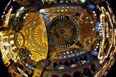 Santa Sofía.  Constantinopla