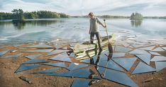 For those of you who haven't yet been acquainted with Erik Johansson's…