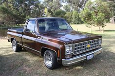 1973-1987 Chevy Pickup Truck