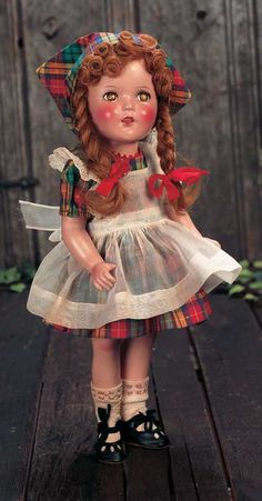 American Composition Doll by Ideal - Theriault's Antique Doll Auctions