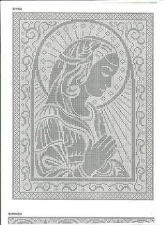 Vjerski Motivi Heklanje 46