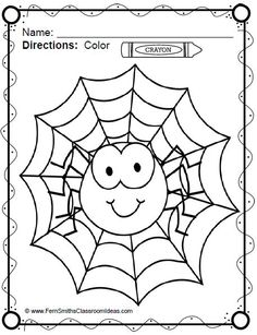bats and spiders coloring pages - Fun Color Pages