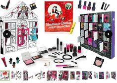 Calendrier Adolescent TOP ! Calendrier de l'Avent avec cosmétiques, maquillage et vernis à ongles, 2 modèles au choix #Groupon