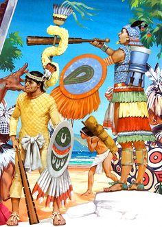 Tlaxcalan captain