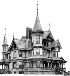 Magnificent home in Duluth MN.  Multiple gables and towers, tons of windows, great porches.  Probably gone.