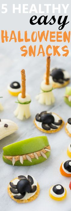 Halloween Delicious Recipes – and Scary! -to Celebrate Halloween