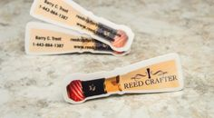 Set yourself apart as unique, by doing something different and unexpected! Custom bookmarks are a great way to promote your business, services, products or event, placing your message right in front of people.