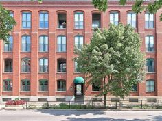 Welcome to le des Cours Charlevoix. Stunningly renovated 2 storey condo featured in Décormag (May Precision design with high quality finishings. Condo, Real Estate, Plants, The South, Real Estates, Plant, Planting, Planets