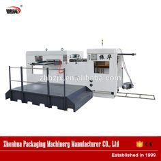 High Speed Automatic small box die cutting machine