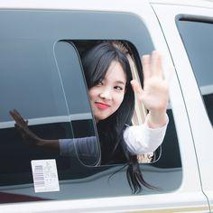 Twice-Nayeon 180401 First Pitch 2018 KBO League South Korean Girls, Korean Girl Groups, Nayeon Twice, Myoui Mina, Im Nayeon, Seolhyun, One In A Million, Kpop, Pitch