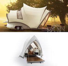 Tent Camper Opera House Design