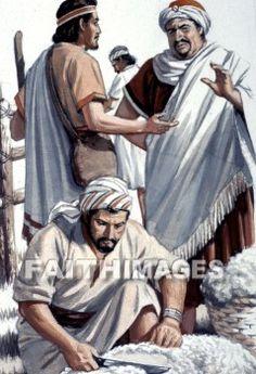 아멘 주 예수여 어서 오시옵소서              Amen! Come, Lord Jesus: Abigail And David