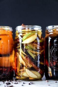 Infused Bourbon, Three Ways. | How Sweet It Is | Bloglovin'