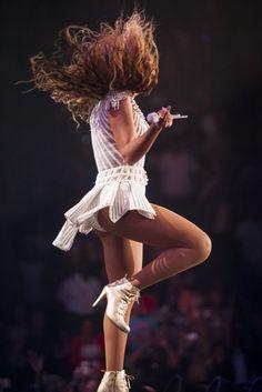 Beyonce Mrs Carter Show World Tour 2013