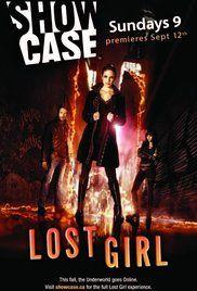 Lost Girl Poster  Creator: Michelle Lovretta Stars: Anna Silk, Kris Holden-Ried, Zoie Palmer