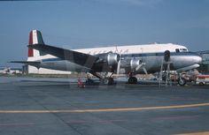 D-ACAB Douglas DC-4 Alitalia, ZRH