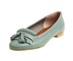 Le Bunny Bleu Mint Loafers