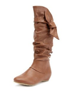 Love this boot from Charlotte Russe